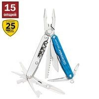 Фото Мультитул Leatherman Juice CS4 Columbia Blue 831937