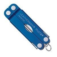 Фото Мультитул Leatherman Micra Blue 64340181N