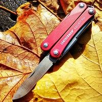 Фото Мультитул Leatherman Squirt PS4 Red 831227
