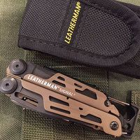 Фото Мультитул Leatherman Signal Coyote Standard 832404