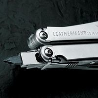 Комплект мультитул Leatherman Wave 830082 + набор бит Leatherman BIT KIT 931014