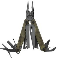 Фото Мультитул Leatherman CHARGE Plus Camo Forest нейлоновый чехол 832710