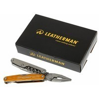 Мультитул Leatherman Juice C2 Sunrise Yellow кожаный чехол 831934