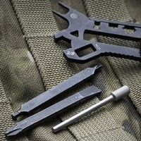 Мультитул Leatherman Rail Black чехол Molle 831805