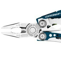 Фото Мультитул Leatherman Skeletool Columbia Blue нейлоновый чехол 832209